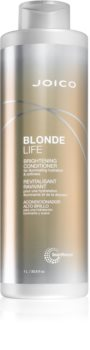 Joico Blonde Life balsam hidratant cu efect de iluminare