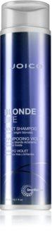 Joico Blonde Life shampoing violet pour cheveux blonds et méchés