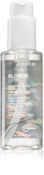 Joico Blonde Life világosító olaj a szőke és melírozott hajra