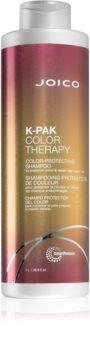 Joico K-PAK Color Therapy Uudistava Hiustenpesuaine Vaurioituneille Ja Värjätyille Hiuksille
