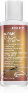 Joico K-PAK Color Therapy regeneráló sampon a festett és károsult hajra