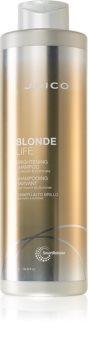 Joico Blonde Life rozjasňující šampon pro blond a melírované vlasy