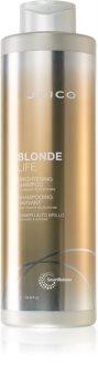 Joico Blonde Life sampon pentru stralucire cu efect de nutritiv