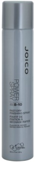 Joico Style and Finish Power Spray spray de finition à séchage rapide fixation extra forte