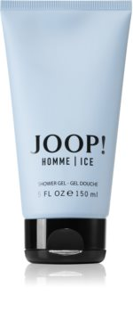 JOOP! Homme Ice Body and Hair Shower Gel for Men