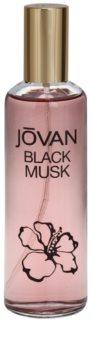 Jovan Black Musk agua de colonia para mujer