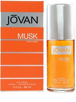 Jovan Musk kolínska voda pre mužov