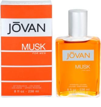 Jovan Musk voda po holení pre mužov
