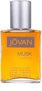 Jovan Musk after shave para homens