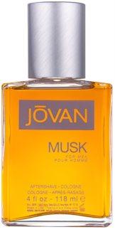 Jovan Musk Aftershave lotion  voor Mannen