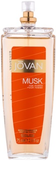 Jovan Musk spray corpo da donna