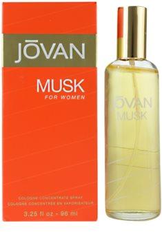Jovan Musk água de colónia para mulheres