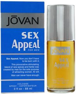 Jovan Sex Appeal Eau de Cologne for Men