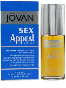 Jovan Sex Appeal kolonjska voda za muškarce