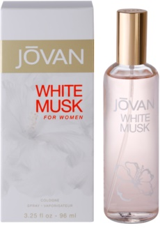Jovan White Musk água de colónia para mulheres