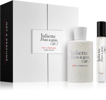 Juliette has a gun Not a Perfume Geschenkset IV. für Damen