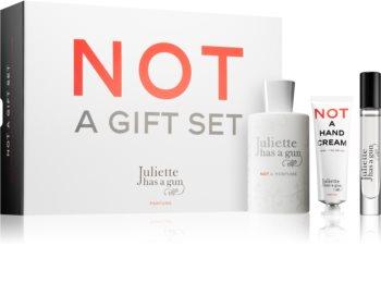 Juliette has a gun Not a Perfume Geschenkset für Damen