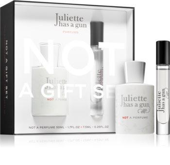 Juliette has a gun Not a Perfume подаръчен комплект II. за жени