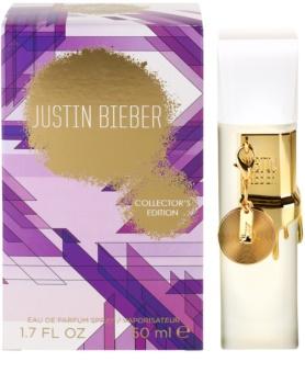 Justin Bieber Collector Eau de Parfum da donna