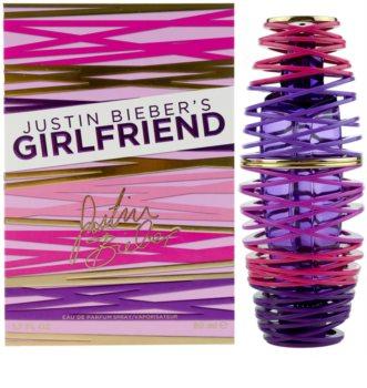 Justin Bieber Girlfriend Eau de Parfum for Women