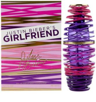Justin Bieber Girlfriend Eau de Parfum pour femme