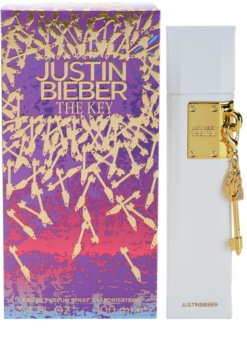 Justin Bieber The Key parfumovaná voda pre ženy