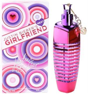 Justin Bieber Next Girlfriend eau de parfum para mulheres 100 ml