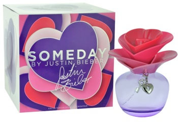 Justin Bieber Someday eau de parfum da donna