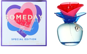 Justin Bieber Someday Limited Edition