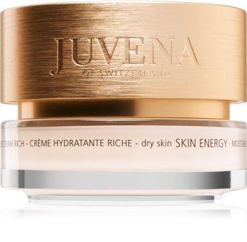 Juvena Skin Energy cremă hidratantă pentru tenul uscat