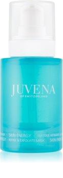 Juvena Skin Energy hámlasztó maszk az élénk és kisimított arcbőrért