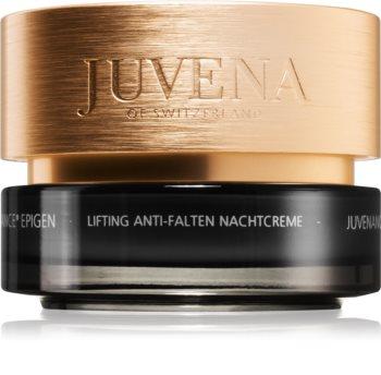 Juvena Juvenance® Epigen crema de noapte cu efect lifting  antirid