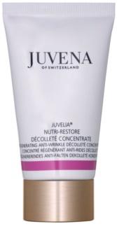 Juvena Juvelia® Nutri-Restore regenerierendes Konzentrat gegen Falten für Hals und Dekolleté