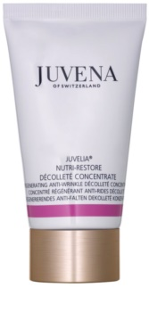 Juvena Juvelia® Nutri-Restore восстанавливающий концентрат против морщин для области шеи и декольте