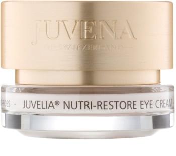 Juvena Juvelia® Nutri-Restore creme regenerador para os olhos com efeito antirrugas