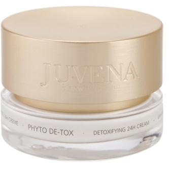 Juvena Phyto De-Tox krem detoksykujący dla efektu rozjaśnienia i wygładzenia skóry