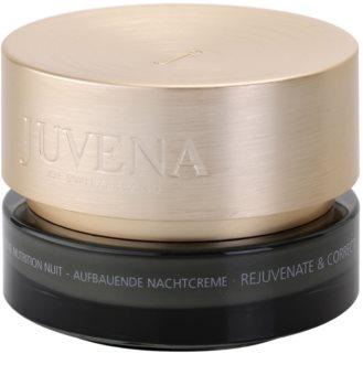 Juvena Skin Rejuvenate Nourishing нощен крем против бръчки  за нормална към суха кожа