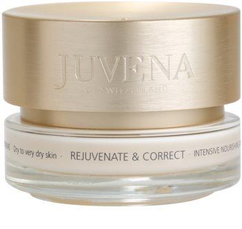 Juvena Skin Rejuvenate Nourishing подхранващ дневен крем за суха или много суха кожа