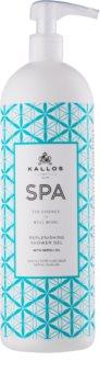Kallos Spa gel za tuširanje s hidratantnim učinkom