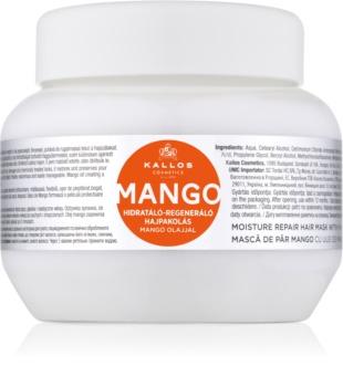 Kallos KJMN Versterkende Masker  met Mango Olie