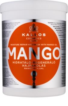 Kallos KJMN posilující maska s mangovým olejem