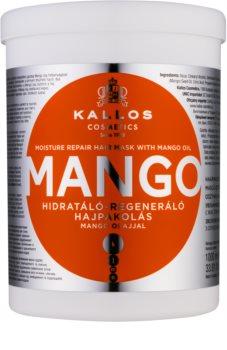 Kallos KJMN Vahvistava Naamio Mangoöljyllä