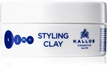 Kallos KJMN стилизиращ клей за коса