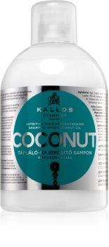Kallos KJMN Shampoo voor Beschadigd Haar