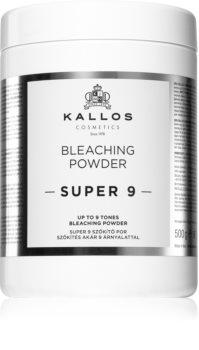 Kallos Super 9 zesvětlující a melírovací pudr