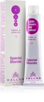 Kallos KJMN barva na vlasy