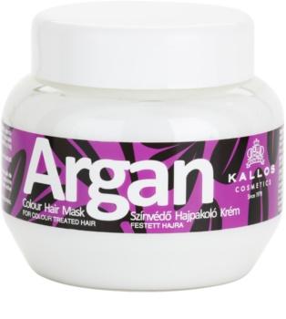 Kallos Argan Masker  voor Gekleurd Haar