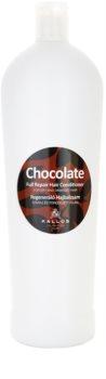 Kallos Chocolate регенериращ балсам за суха и увредена коса