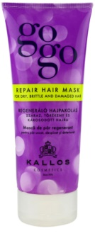 Kallos Gogo masca pentru regenerare pentru păr uscat și deteriorat