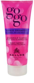 Kallos Gogo obnovujúci šampón pre suché a slabé vlasy